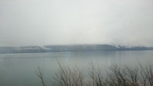 002 Lake Geneva under clouds