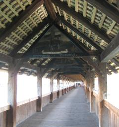 101 Chapel Bridge inside