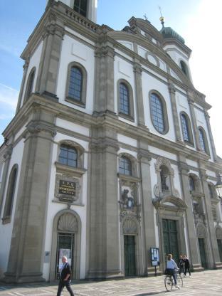 154 Jesuit church