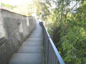 161 Walking the ramparts