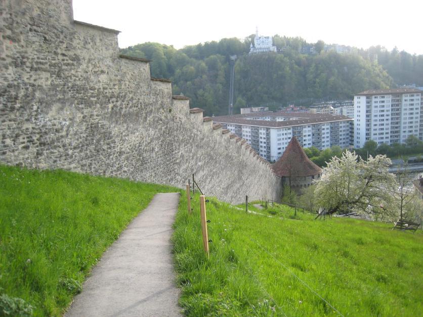 172 Wall, meet river. River, meet wall