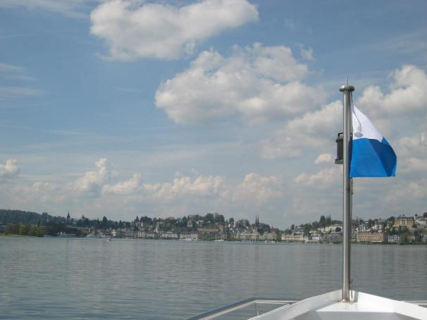 242 Lucerne from sea