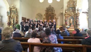 261 Choir concert after mass