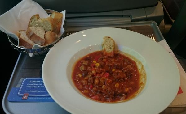 267 Train Lunch - Chile con Carne