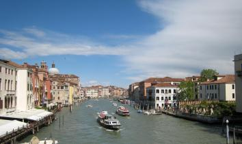 275 First view of the Grand Canal