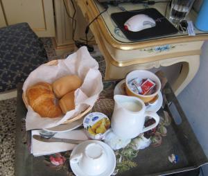 301 In-room breakfast