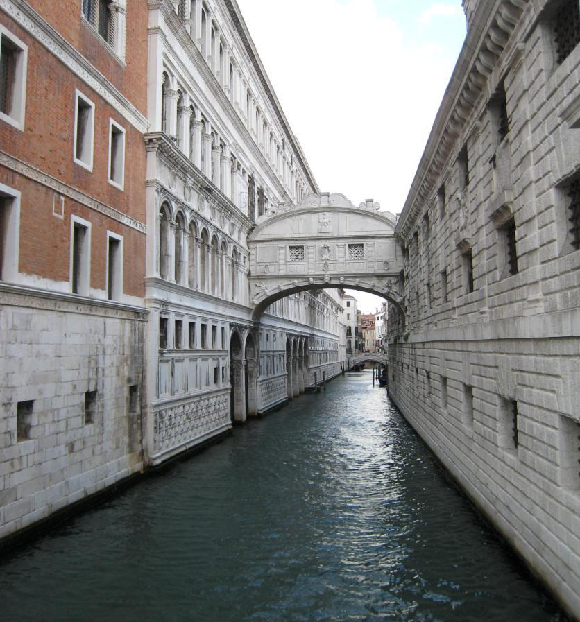 379 Ponte dei Sospiri