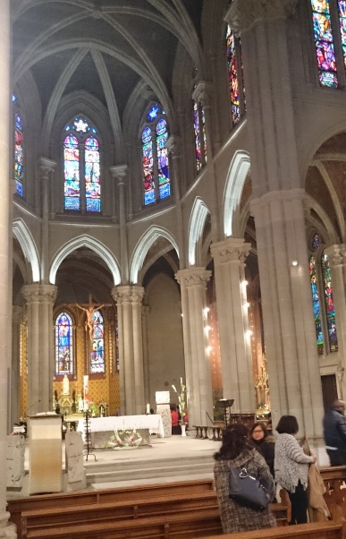 PIC_0050 Most beautiful church I have had mass in - Geneva Basilica