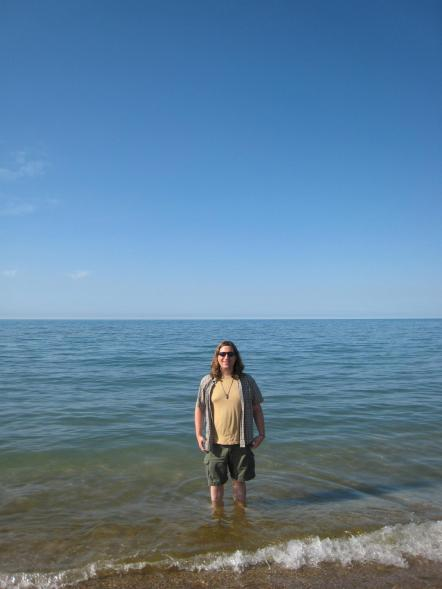 1002 Me in the Black Sea
