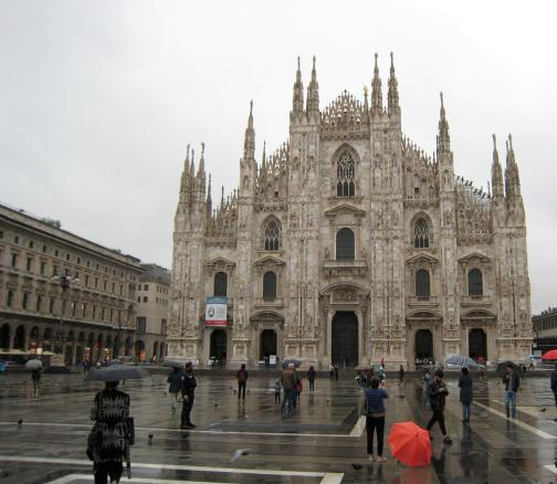 1034 Cathedral of Milan
