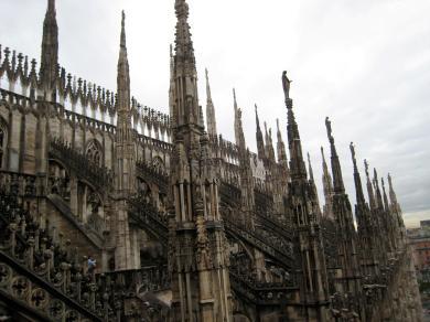 1051 Gothic Spires