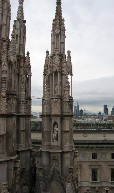 1057 Spires and City