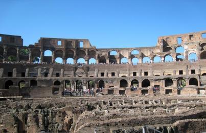 1093 Colosseum Inside