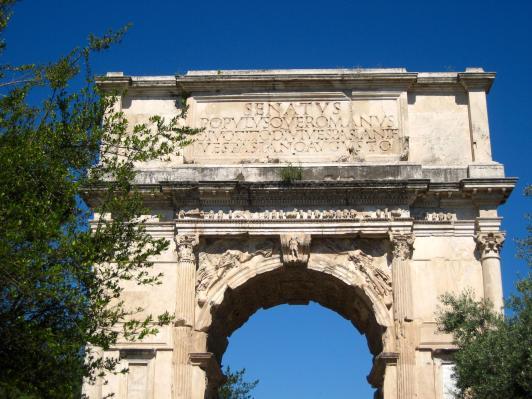 1102 Arch of Titus