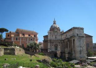 1117 Roman Forum
