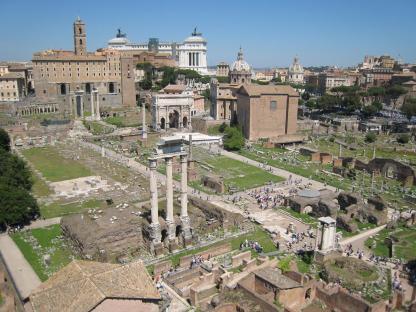 1121 Roman Forum