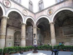 1197 Palazzo Vecchio Atrium