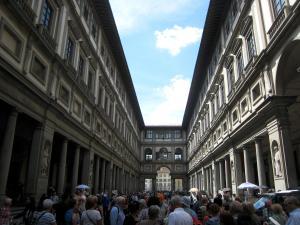 1202 Uffizi Courtyard