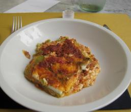 1204 Lunch First Course - Great Lasagna