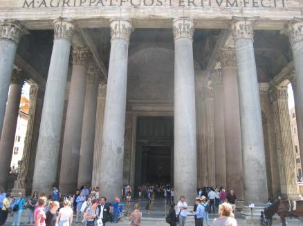 1234 Pantheon Exterior