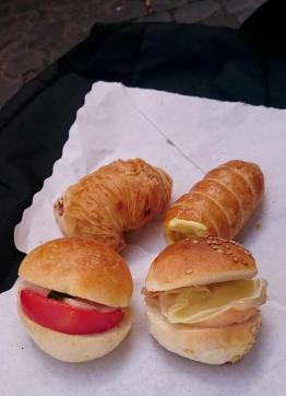 1279 Snack - Chibi Sando, Chibi Choco Corono