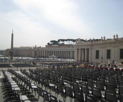1298 Square Seats