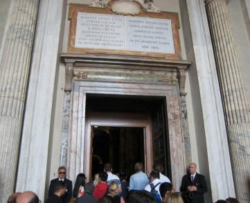 1316 Jubilee Year Holy Door