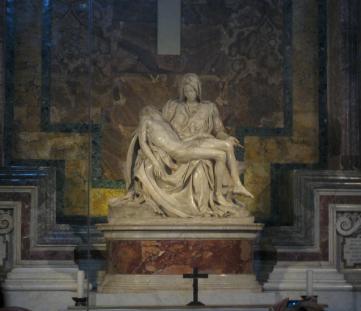 1318 Michealangelos Pieta