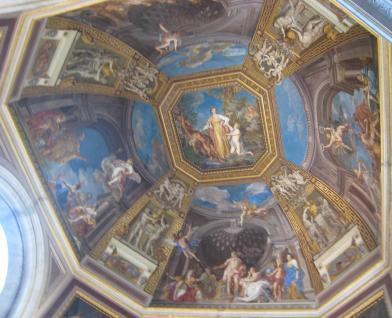 1356 Museum Ceiling