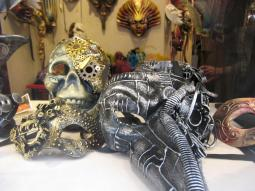 382 Steampunk masks
