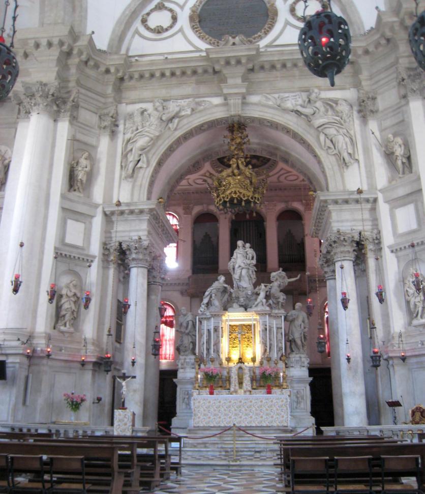 397 Santa Maria altar
