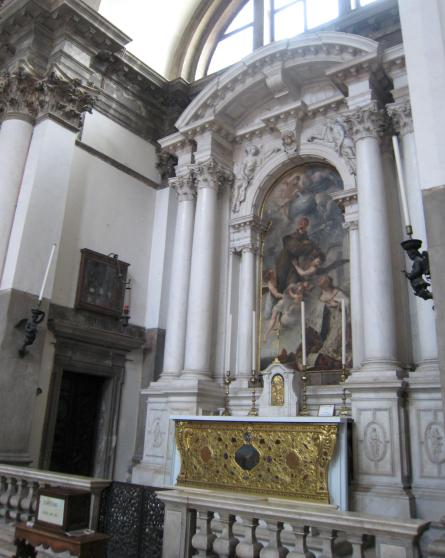 399 Santa Maria knave