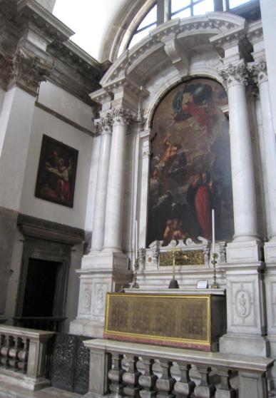 400 Santa Maria knave
