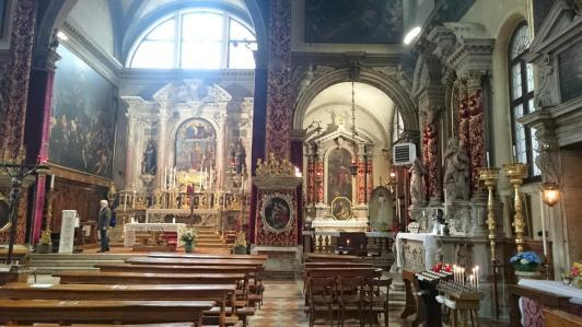 428 Mass at San Zulian