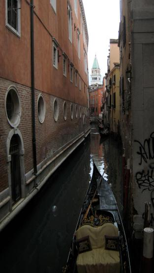 456 Tower through canal