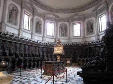 471 San Giorgio Choir Seats