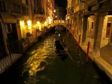 507 Gondolier at Night