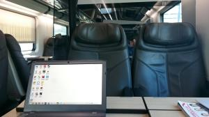 556 Train work