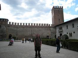 610 Me in a Castle