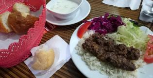 619 Dinner - Kebabs