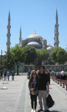 652 Blue Mosque and Us