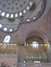 675 Blue Mosque Ceiling