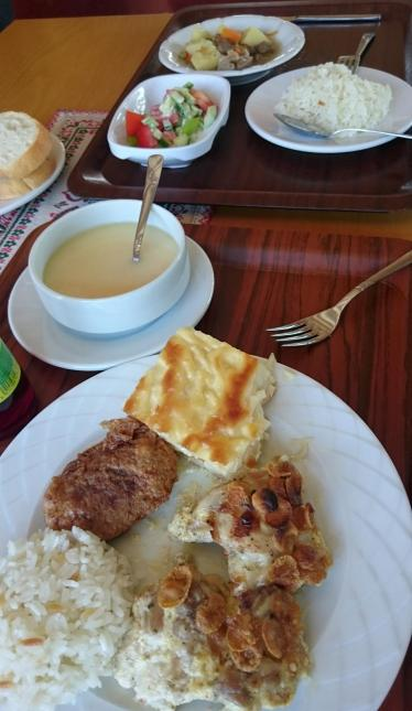 683 Lunch - home cooking