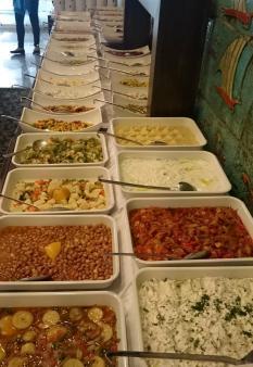 700 Dinner Buffet