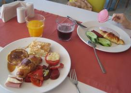 781 Breakfast Buffet