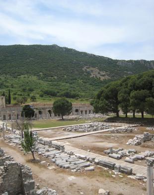 833 Hills over Ephesus