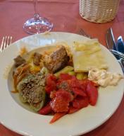 863 Dinner - Buffet