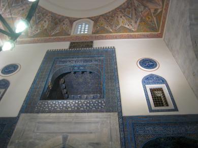 921 Green Mosque