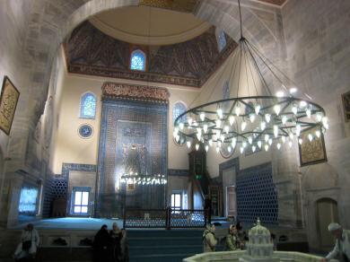 922 Green Mosque