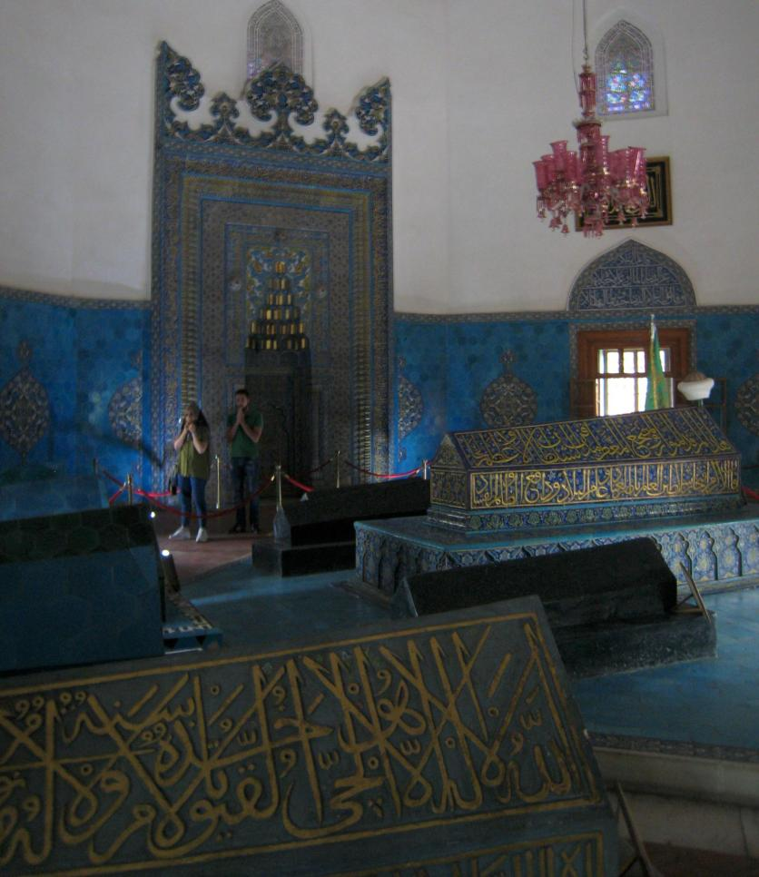 926 Tomb of the Sultan